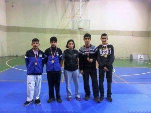 Taekwondo'da Başarılar Sürüyor