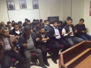 Mut Ülkü Ocakları Terör Kurbanları İçin Kur'anı Kerim Okuttu