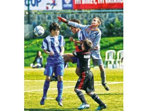 """Minik """"Devler"""" İzmir Cup'ta Buluşuyor"""