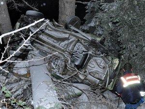 Kastamonu'da trafik kazası: 2 ölü, 2 yaralı