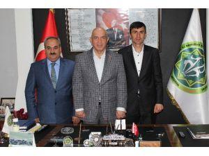 Ilıcalı: Erzurum'u Hayvancılıkta Zirveye Taşıyacağız