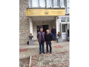 Kosava'da Öğretmenlere Türkçe Eğitimi