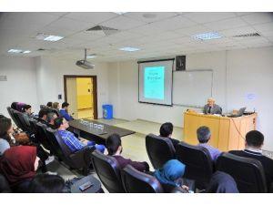 Prof. Dr. Tuncer Duayenler Akademisi'ne Konuk Oldu