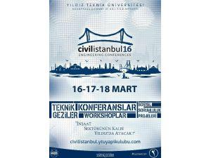 İnşaat Sektörü, Civil İstanbul'da Buluşacak