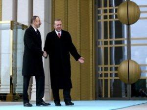 Büyük Jest! Erdoğan Gidemedi, Aliyev Geldi