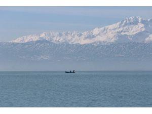 Beyşehir Gölü'nde 3 Ay Boyunca Su Ürünü Avı Yasak