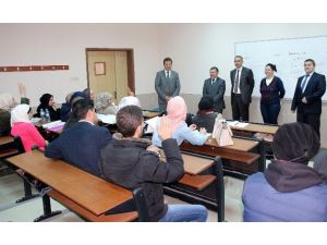 Kilis'te Dil Öğretim Protokolü