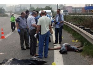 Eniştesini Vurduğu Silah Derede Arandı