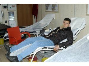 Malkaralı Vatandaşlar Kan Bağışı Yaptı
