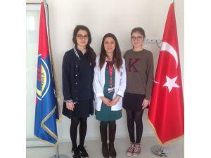 Malatya TED Koleji Öğrencilerine Ödül