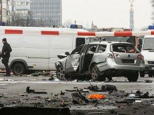 Berlin'de otomobilde patlama: 1 ölü