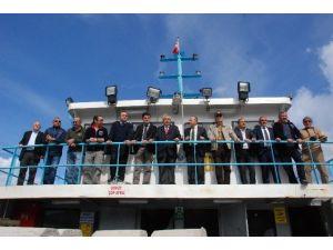 Çeşme'de Balıklara Yuva, Turizme Dalış Merkezi
