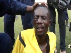 Kongo'da Maç Sırasında Hakem Linç Edildi