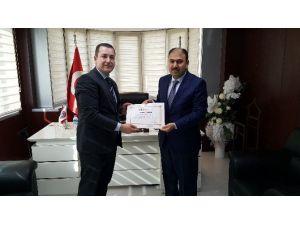 TÜİK Bölge Müdürü Dede, Gaziantep SMMMO'yu Ziyaret Etti