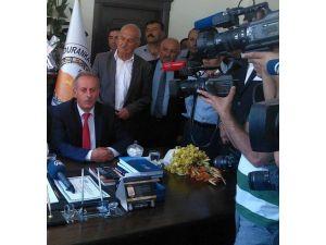 Belediye Başkanı Keskin Ankara Saldırısını Lanetledi