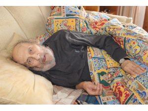 Kimsesiz İngiliz, Hastanede Hayatını Kaybetti