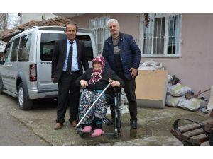 Kezban Nineye Tekerlekli Sandalye