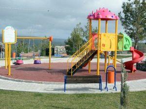 Büyükşehir Belediyesi'nden Gülnar'a Park Ve Mesire Alanı