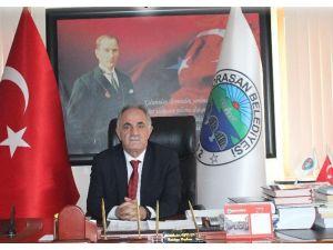 Başkan Aydın, Horasan'ın Düşman İşgalinden Kurtuluşunun 98. Yıldönümü Nedeniyle Bir Mesaj Yayınladı