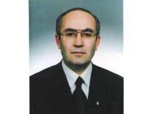 Hikmet Cavit Erdoğan Sayıştay 8. Daire Başkanlığı'na Seçildi