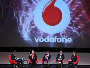 Vodafone Dijital Dönüşüm Zirvesi 2016 Başladı