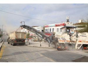 Bodrum'da Cevat Şakir Caddesi Yenileniyor