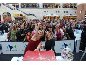 Ayşe Arman Ve Saba Tümer Forum Mersin'de Kadınlarla Buluştu