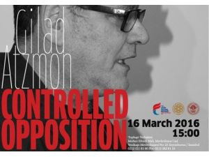 İsrail Asıllı Filistin Savunucusu Gilad Atzmon Türkiye'de