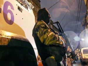 Terör örgütüne yönelik operasyonlar: 233 gözaltı