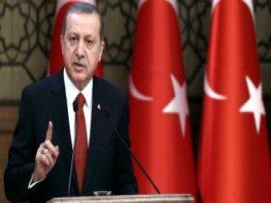 Cumhurbaşkanı: TANAP'ı Erken Tamamlamayı Planlıyoruz