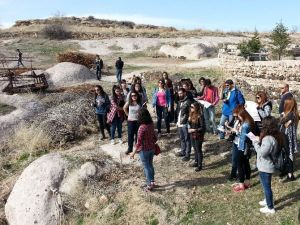Genç Peyzaj Mimarları Kapadokya'da