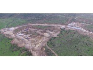 TOKİ'nin Yeni Vizyon İlk Projesinde İnşaatlar Başladı