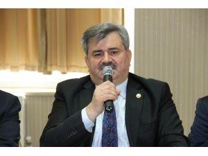 Çaturoğlu, Zonguldak'a Yapılacak Hizmetleri Anlattı