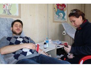 Kırklarelililerin Kan Bağışı Duyarlılığı