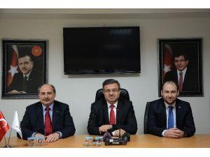 AK Parti Afyonkarahisar İl Başkanı İbrahim Yurdunuseven Terör Olaylarını Değerlendirdi