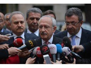 Kılıçdaroğlu'ndan Meclis Başkanına Mektup