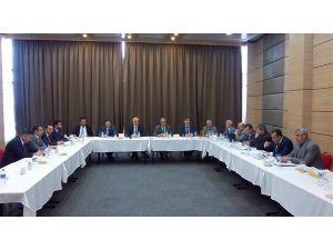 Mart Ayı İlçe Müftüleri Toplantısı Yapıldı