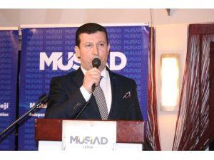 MÜSİAD İzmir Şubesi Mart Ayı Dost Meclisi Toplantısını Yaptı