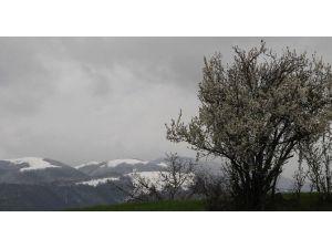 Dağlara Kar Yağdı, Ovadakiler Tedirgin Oldu