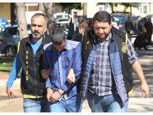 7 Taksicinin Telefonunu Çalan Zanlı Tutuklandı