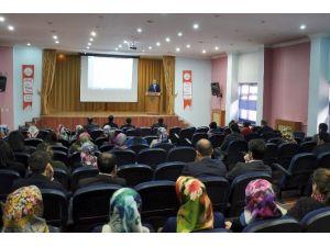 Gümüşhane'de Aday Öğretmenlere Bilgilendirme Toplantısı