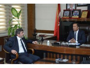 Başkan Toltar Milletvekili Sami Çakır'ı Ağırladı