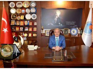 Başkan Kocamaz, Atatürk'ün Mersin'e Gelişinin 93. Yılını Kutladı