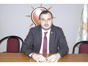 İstifa Eden AK Parti İlçe Başkanı Bulut Yıldırım Açıklama Yaptı