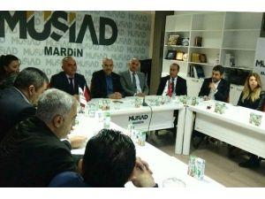 İŞKUR Mardin'de 5 Bin 500 Kişiyi İstihdam Etti