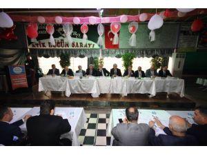 Beyşehir'de Havza Kalkınma İstişarete Toplantısı