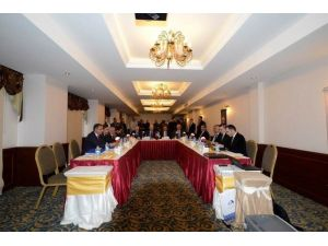 Fka Yönetim Kurulu Toplantısı Tunceli'de Yapıldı