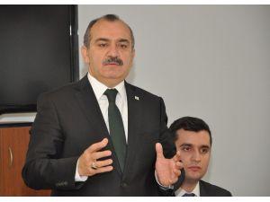 Büro Memur-sen Genel Başkanı Yusuf Yazgan: