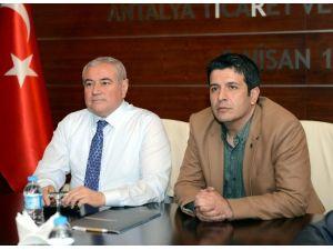 ATSO Başkanı Davut Çetin: