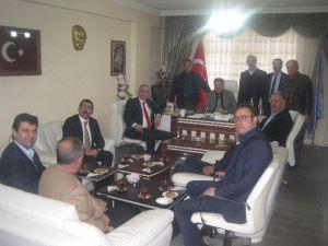 AK Parti Milletvekillerinden Karsesob'a Ziyaret